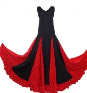 FLAMENCO CHILDREN DRESS