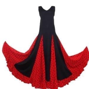 FLAMENCO CHILDREN DRESS