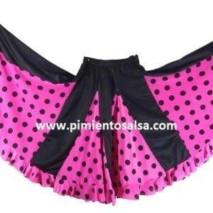 Flamenco children skirt