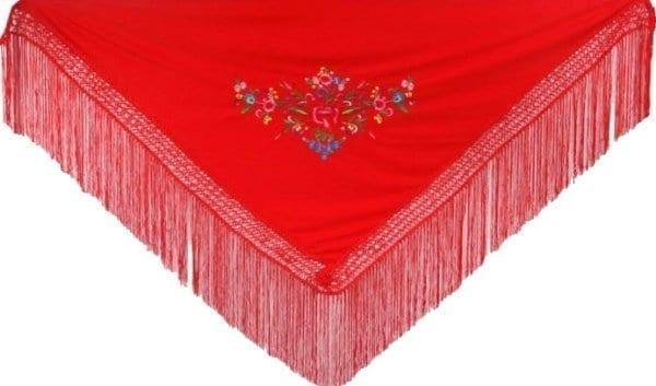 Flanco children shawl