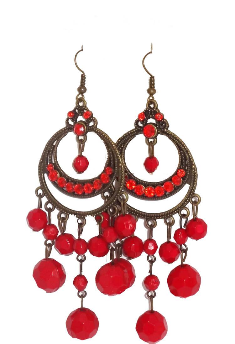 Flamenco earring