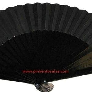Flamenco pericon ,fan black