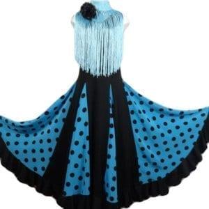 Flamenco childreen dress