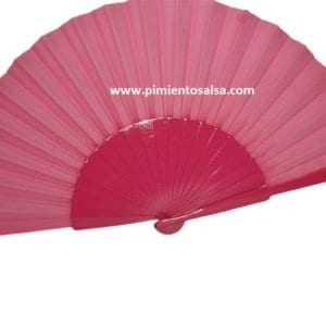 Fan to dancing flamenco