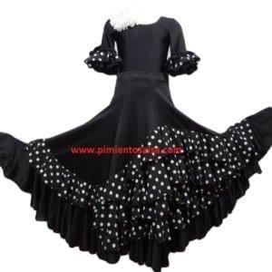 childrens flamenco skirt