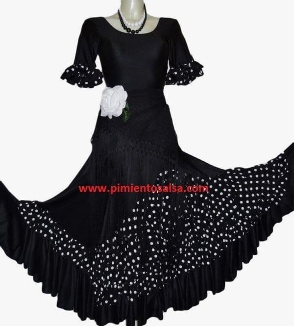 woman flamenco