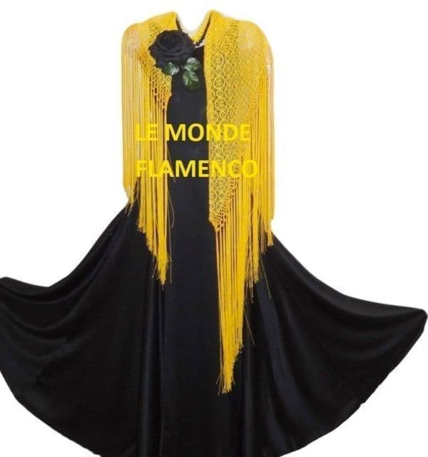 Flameco shawl