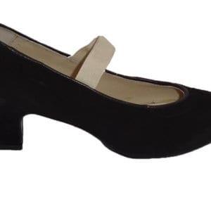 Chaussure de Flamenco chapa